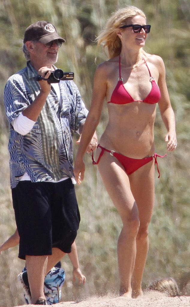 Gwyneth Paltrow, Steven Spielberg