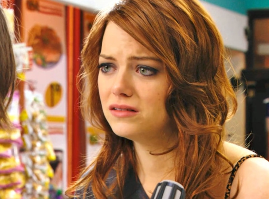 Emma Stone, Movie 43
