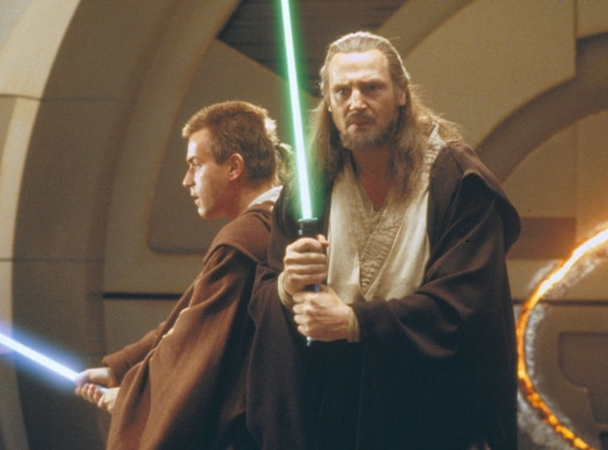 Ewan McGregor, Liam Neeson, The Phantom Menace