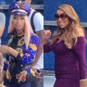 Nicki Minaj, Mariah Carey