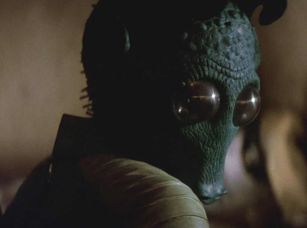 Greedo, Star Wars, Best Aliens