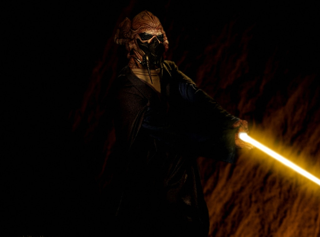 Plo Koon, Star Wars, Best Aliens