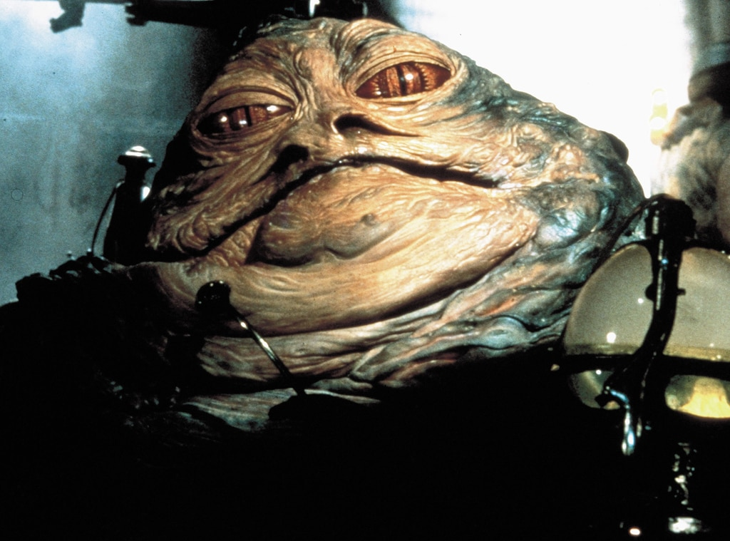 Jaba the Hutt, Star Wars, Best Aliens