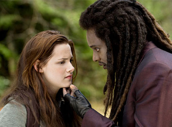 New Moon, Kristen Stewart, Edi Gathegi