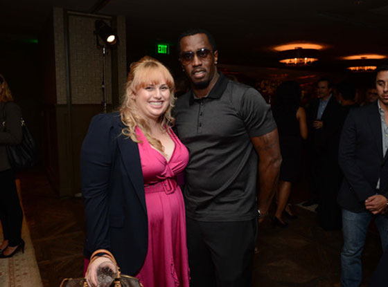 Rebel Wilson, Sean Diddy Combs