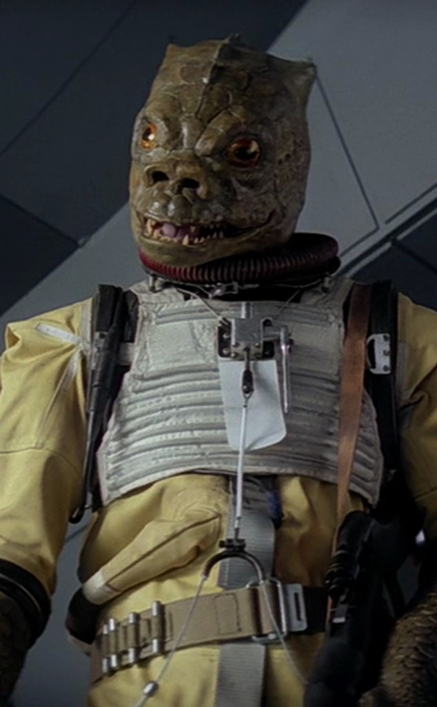 Bossk, Star Wars, Best Aliens