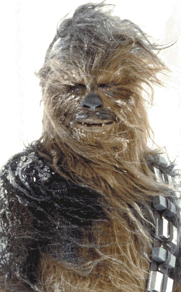 Chewbacca, Star Wars, Best Aliens