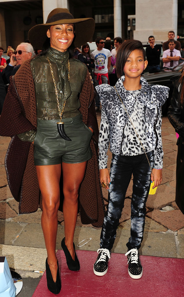 Jada Pinkett Smith, Willow Smith
