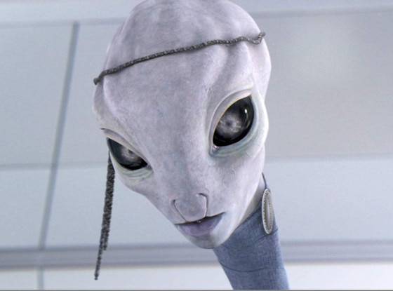 Kaminoan, Star Wars, Best Aliens