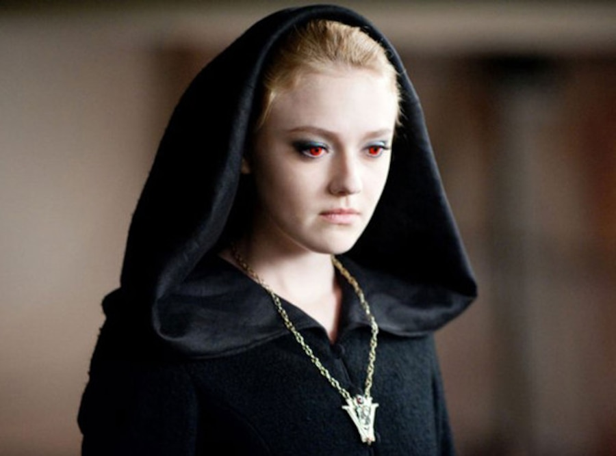 Dakota Fanning, Eclipse