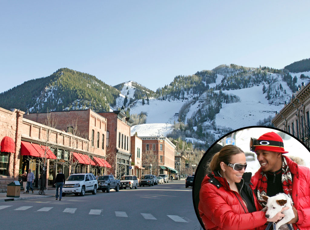 Aspen, Colorado, Mariah Carey, Nick Cannon
