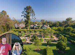 San Ysidro Ranch, Santa Barbara, Gwyneth Paltrow, Chris Martin