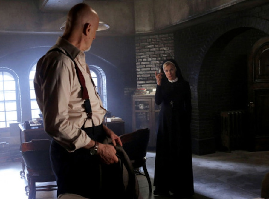 American Horror Story, James Cromwell, Jessica Lange