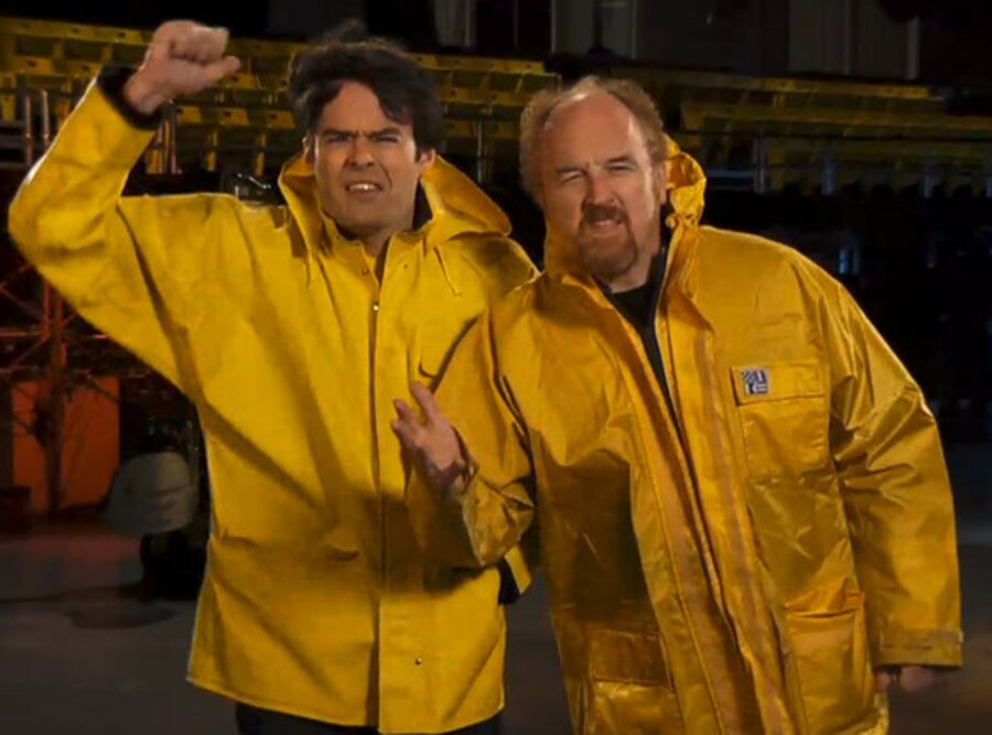 Saturday Night Live, Bill Hader, Louis CK