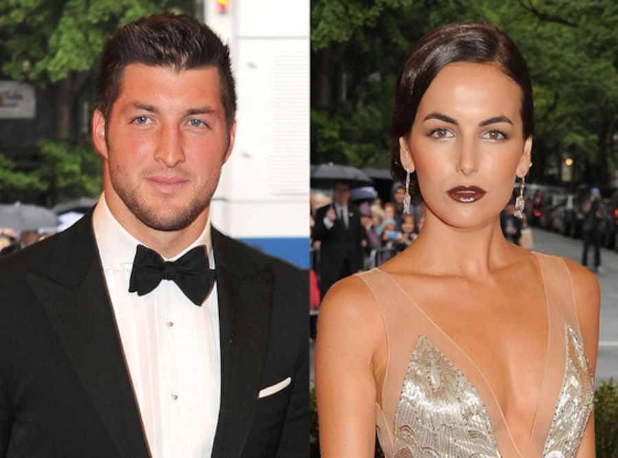 Tim Tebow, Camilla Belle