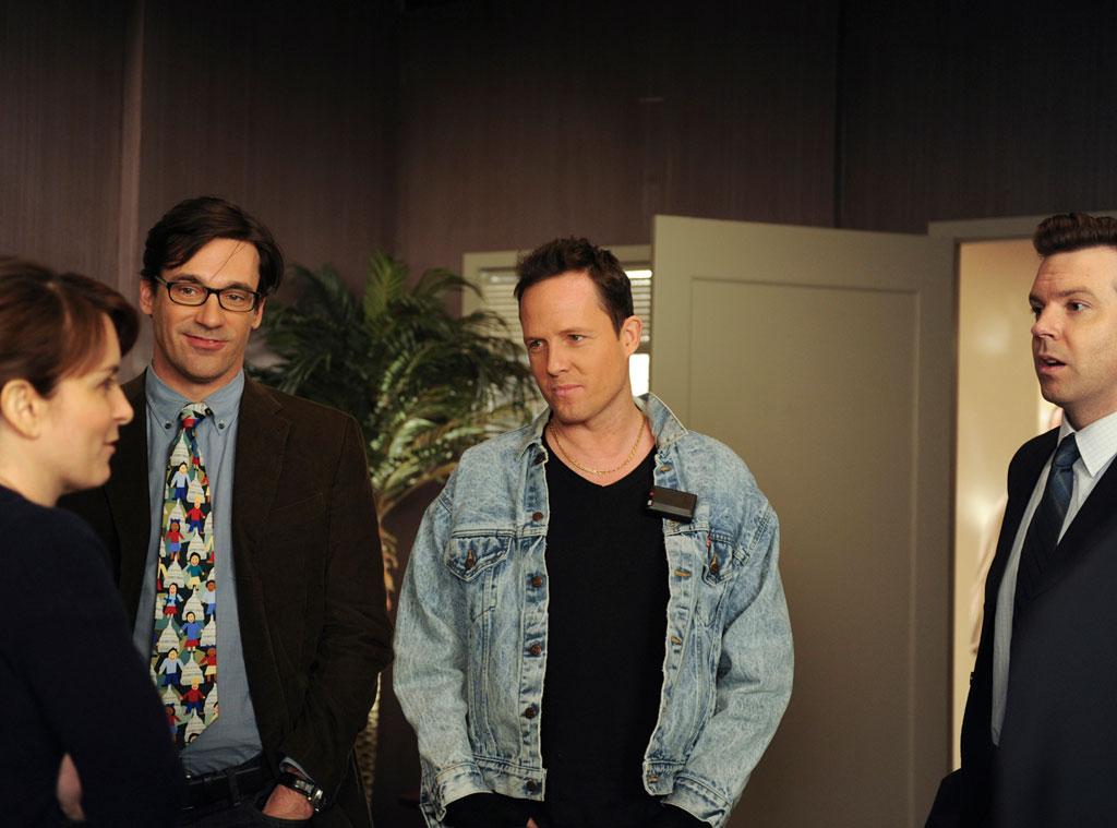 30 Rock, Tina Fey, Jon Hamm, Dean Winters, Jason Sudeikis