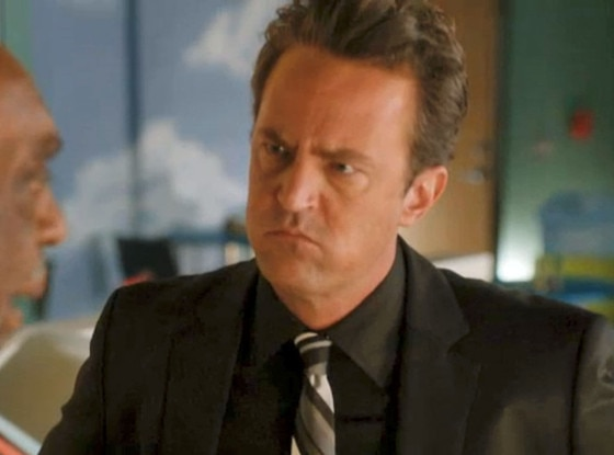 Matthew Perry, Go On
