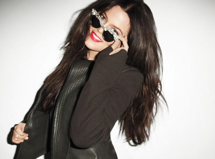 Khloe Kardashian Odom, The Block