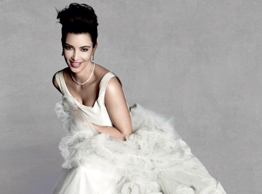 Kim Kardashian, Tatler Magazine