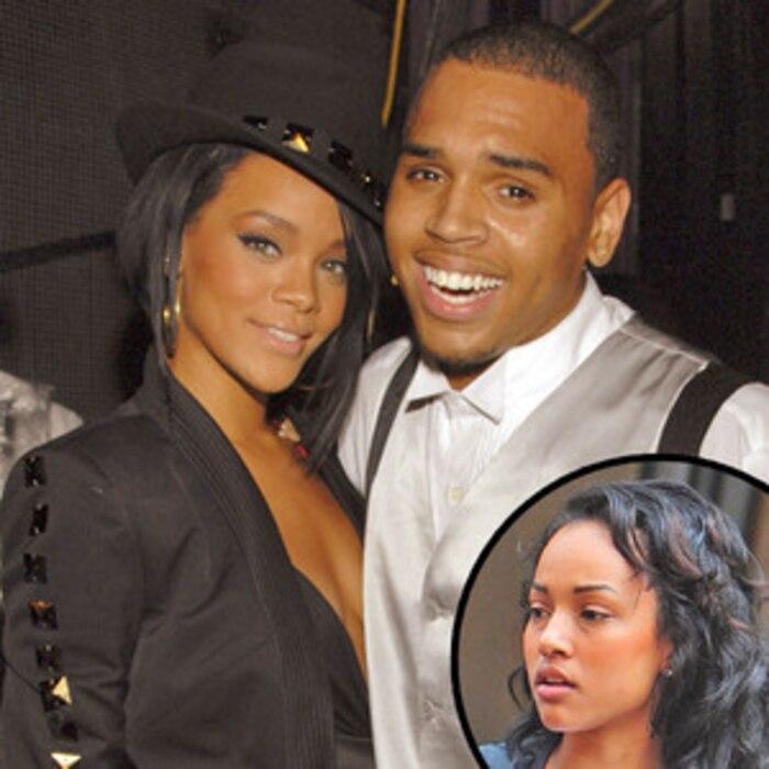 Rihanna, Chris Brown, Karrueche Tran