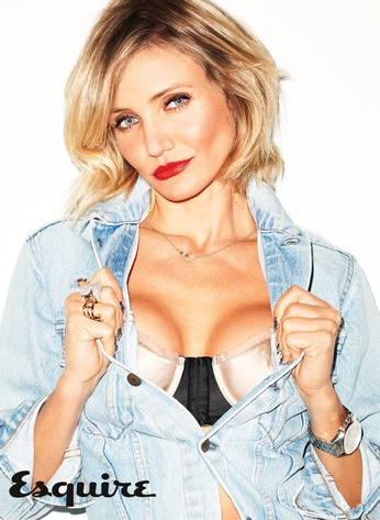 Cameron Diaz, Esquire UK