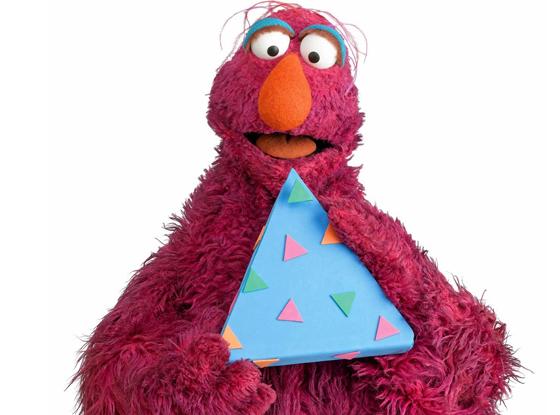 Sesame Street, Telly Monster