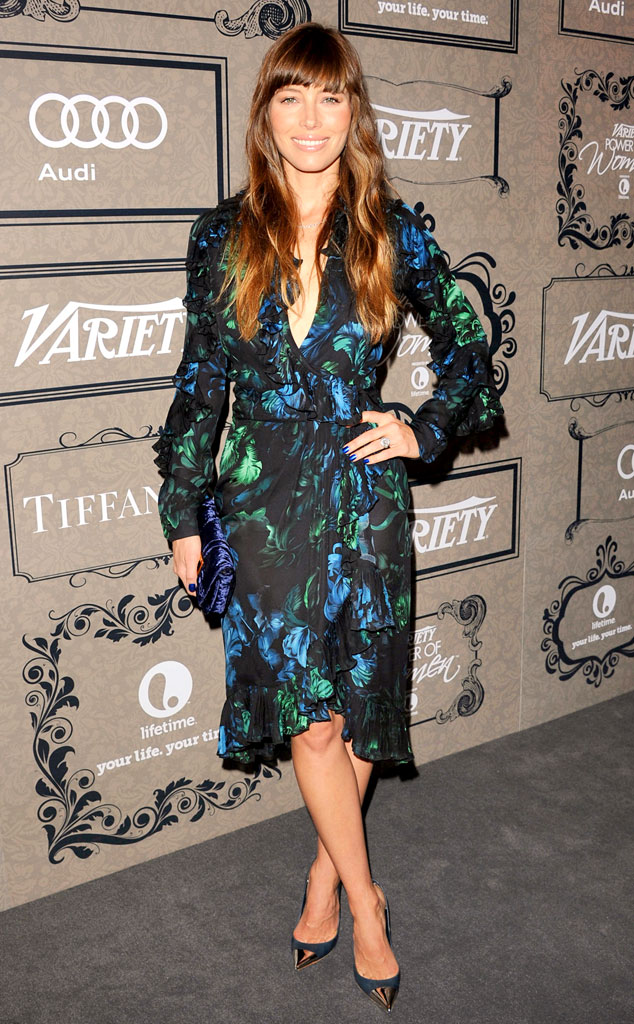Variety Power of Women, Jessica Biel