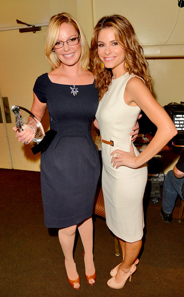 Variety Power of Women, Katherine Heigl, Maria Menounos