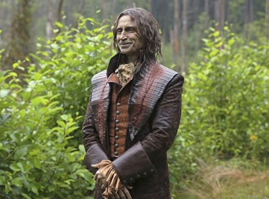 Robert Carlyle, Once Upon a Time
