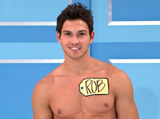Rob Wilson, Price is Right Model