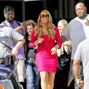 Mariah Carey Beefs Up Security as She Returns to <i>American Idol</i> Set Post-Nicki Minaj Feud