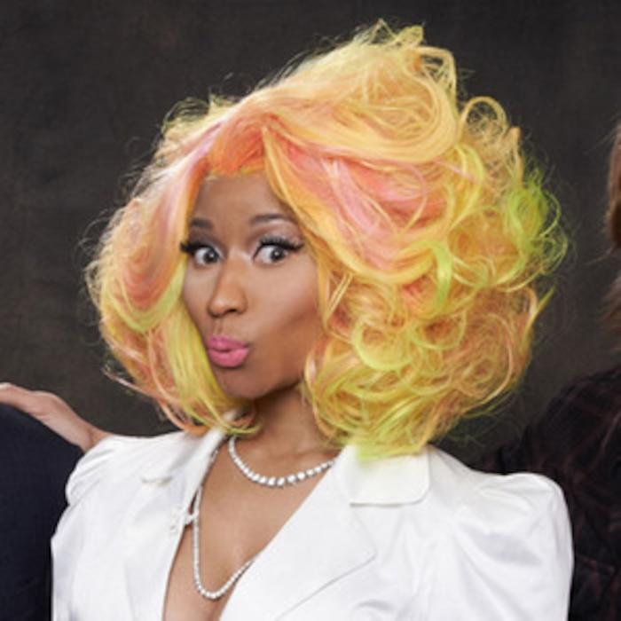 Mariah Carey, Nicki Minaj