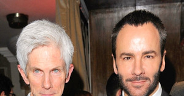 Tom Ford And Partner Richard Buckley Welcome A Son E News