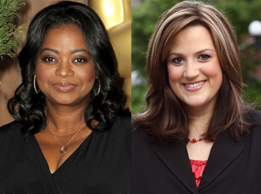 Octavia Spencer, Jennifer Livingston