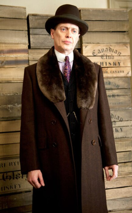 Boardwalk Empire, Steve Buscemi