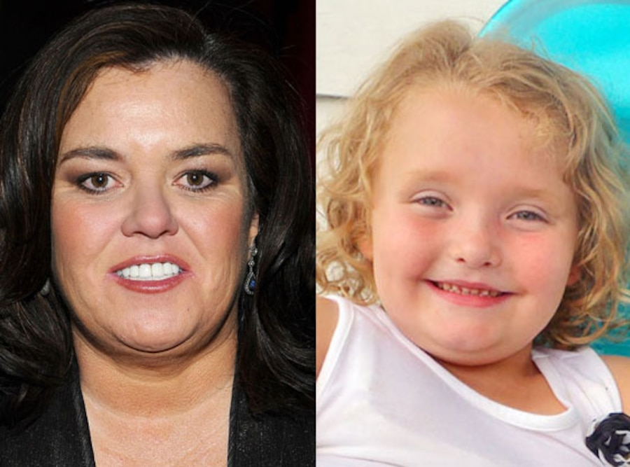 Honey Boo Boo, Rosie O'Donnell