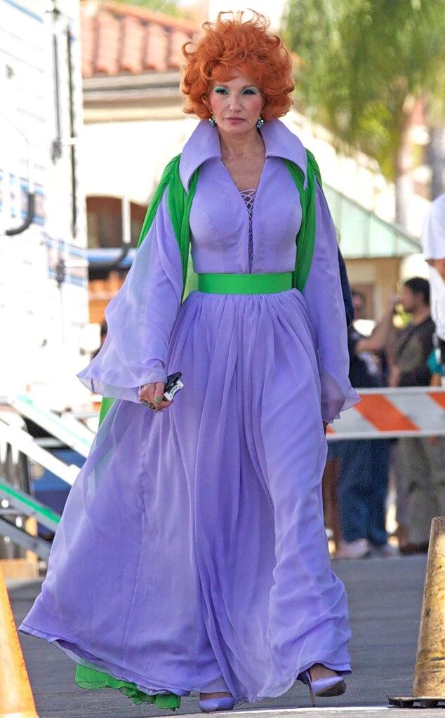 Ellen Barkin, Halloween Costume