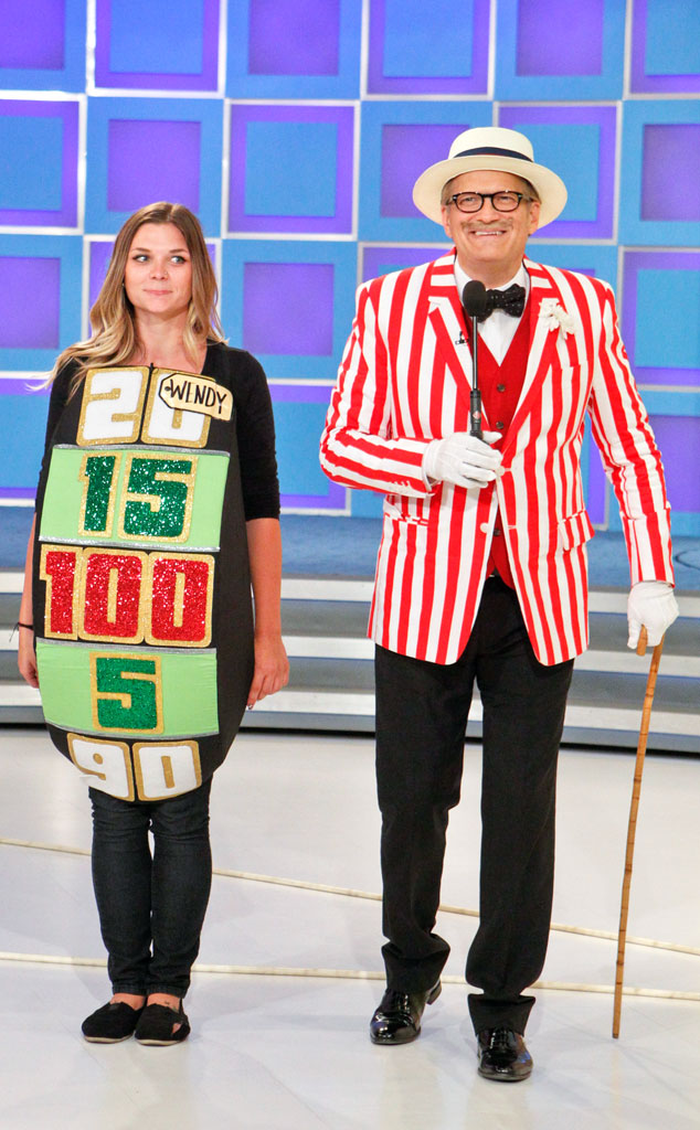 THE PRICE IS RIGHT, Halloween Costume