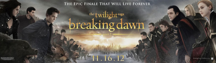 The Twilight Saga: Breaking Dawn 2