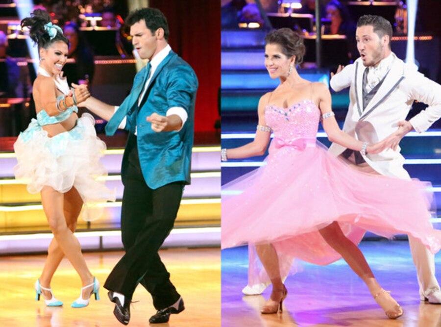 Melissa Rycroft, Tony Dovolani,Kelly Monaco, Val CHmerkovskiy, Dancing with the Stars