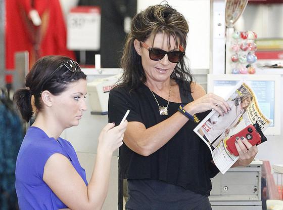 Sarah Palin, Willow Palin