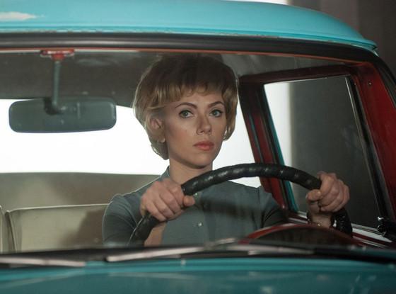 Hitchcock, Scarlett Johansson