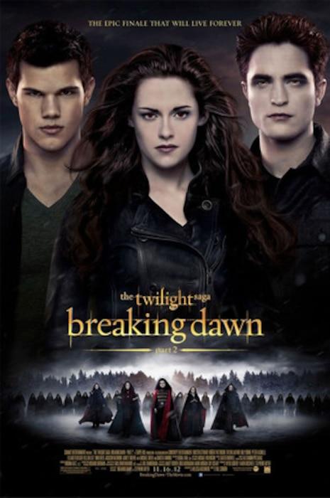 The Twilight Saga: Breaking Dawn 2, Poster