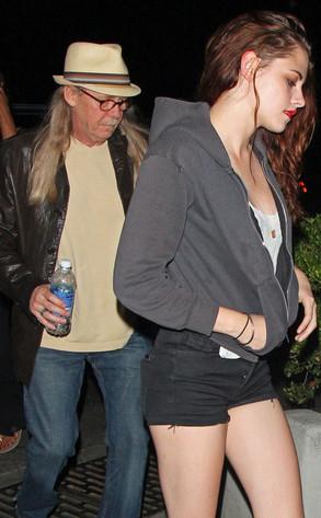 Kristen Stewart, John Stewart