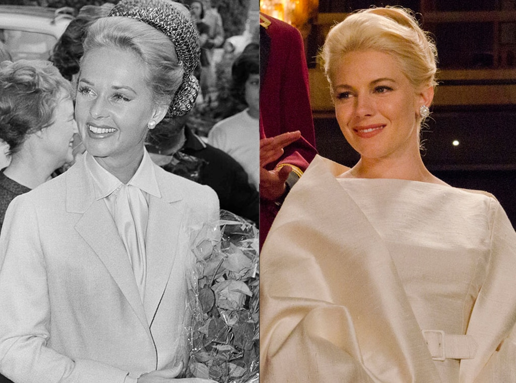 Tippi Hedren, Sienna Miller, The Girl