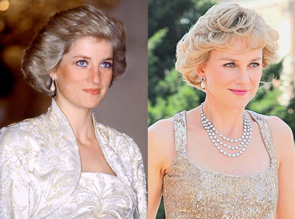 Princess Diana, Naomi Watts