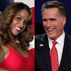 Stacey Dash, Mitt Romney