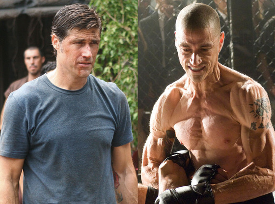 Matthew Fox, Lost, Alex Cross, Body Transformations