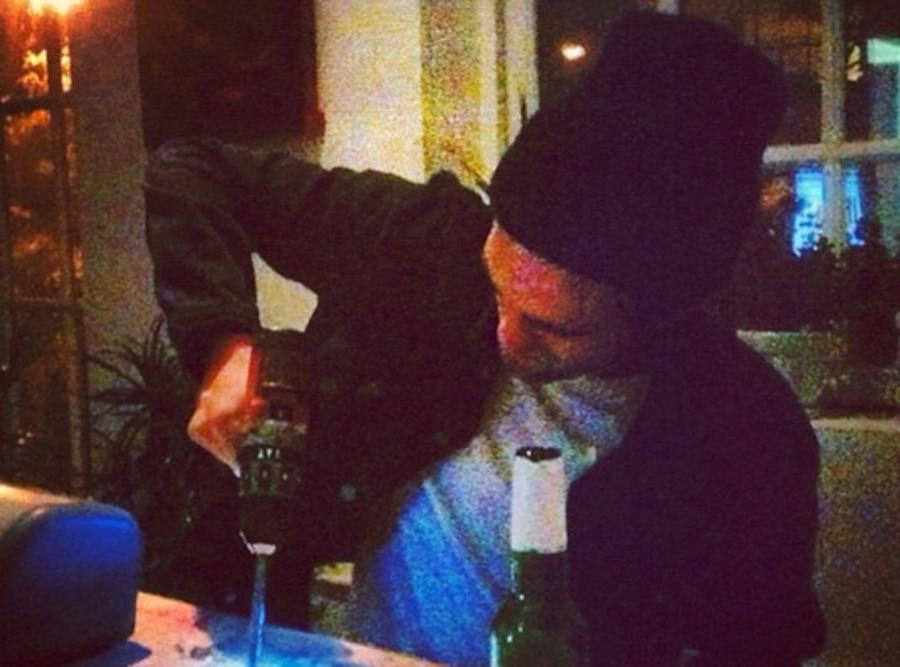 Robert Pattinson, Twit Pic