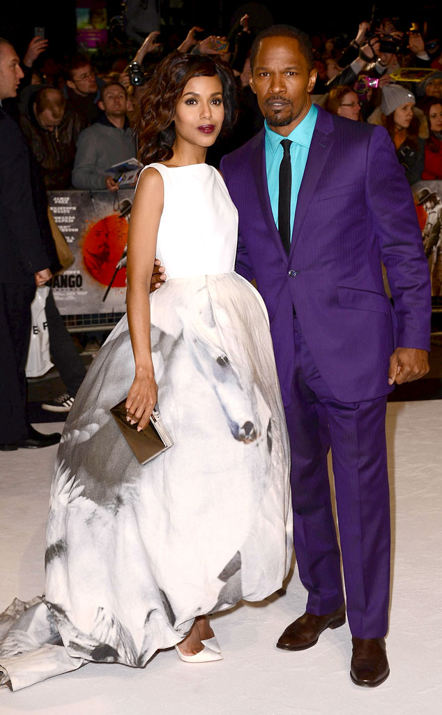 Kerri Washington, Jamie Foxx